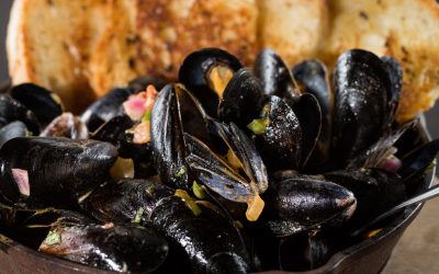 First Day of Ford's Favorites – Angry Mussels