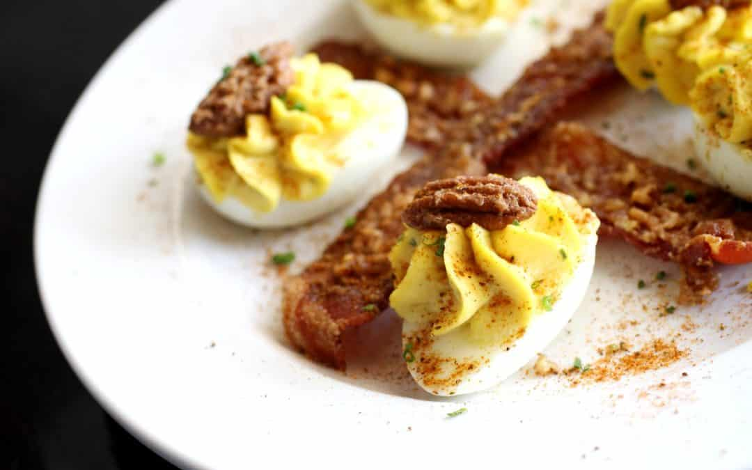 Third Day of Ford's Favorites – Devilish Good Eggs